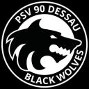 Logo PSV 90 Dessau Black Wolves