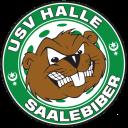 Logo USV Halle Saalebiber